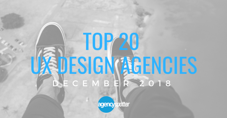 top 20 ux design agencies december 2018
