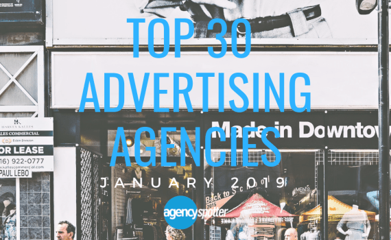 top advertising agencies report