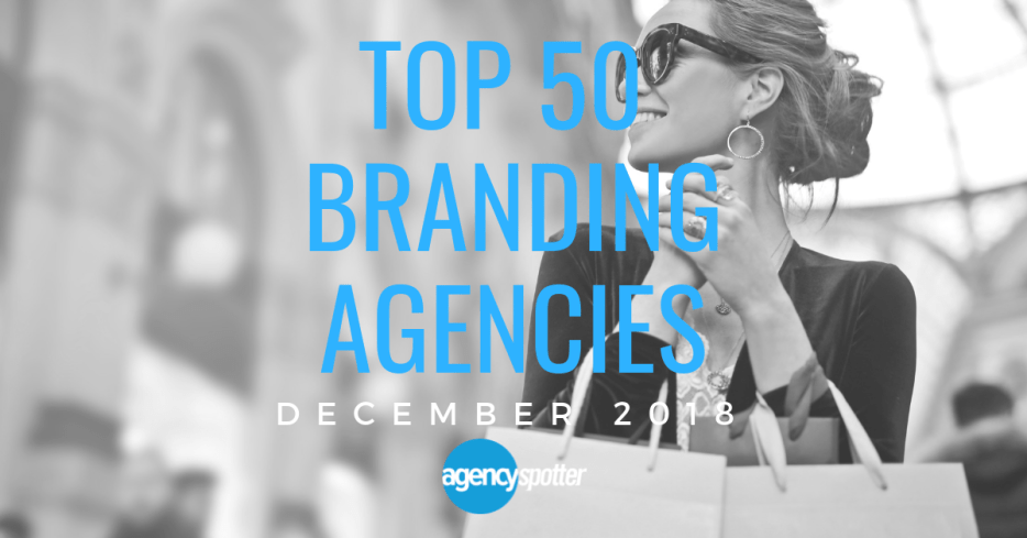 top 50 branding agencies december 2018