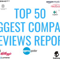 Top 50 Biggest Company Reviews Of Agencies