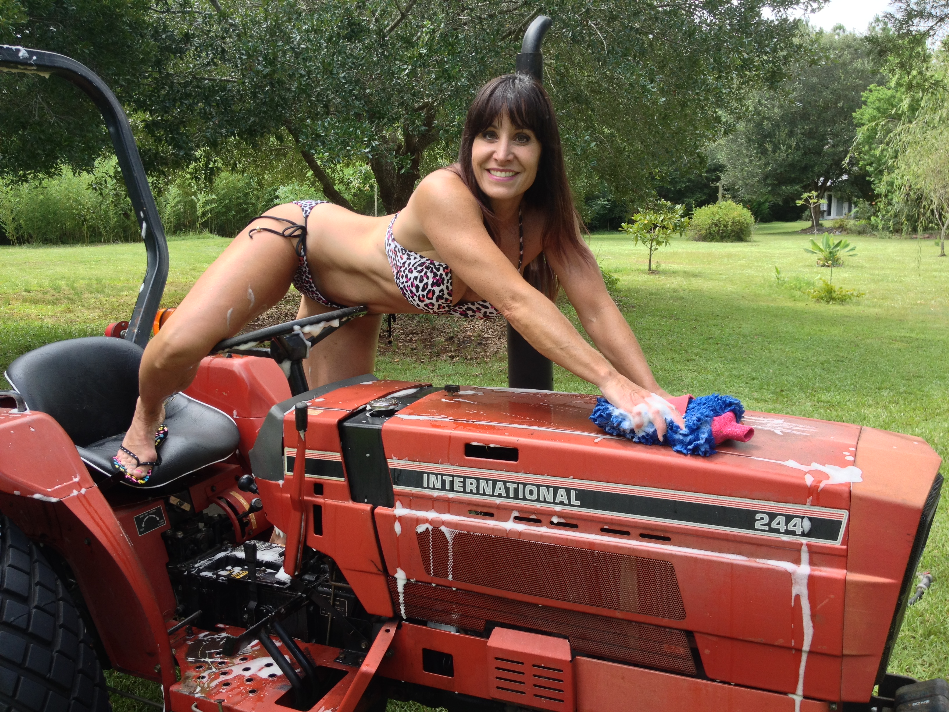 Barefoot Country Girl Ford