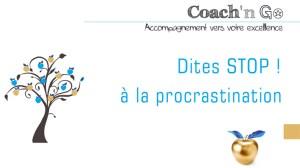 Dites STOP à la procrastination