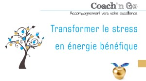 Transformez le stress en énergie positive