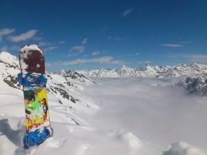 snowboard-neige