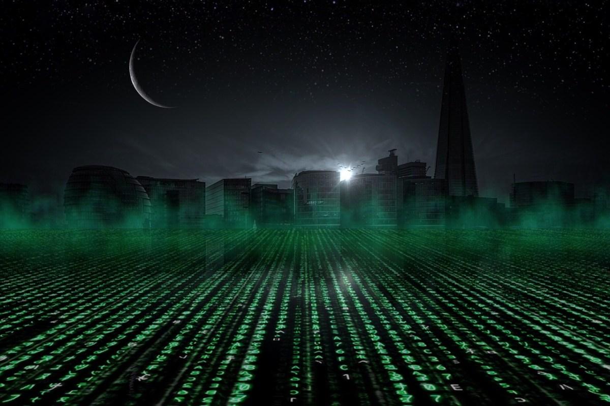 La matrice : l'illusion dans laquelle nous vivons.