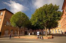 Lycée Ozenne Toulouse