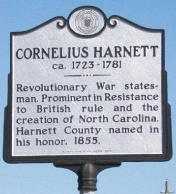 Cornelius Harnett