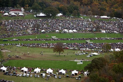 Far Hill Horse Race