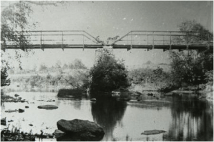 Island Ford Bridge