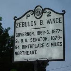 zeb-vance