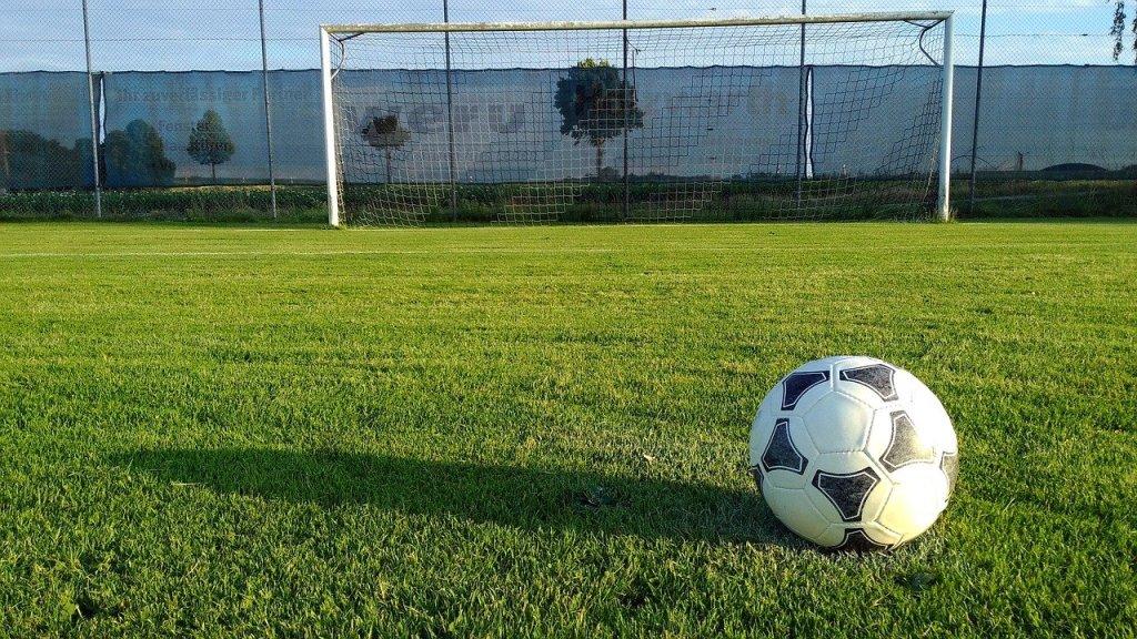 goal, ball, football
