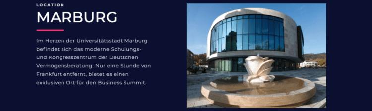 Gedankentanken Marburg