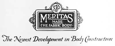 Fabric Body Corp., Meritas body, Kenneth L. Childs, Childs