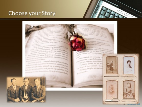 choosing your story