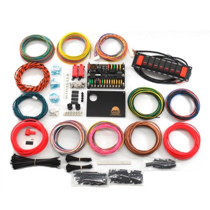 pro street wire kit prostrkit  69500  coach controls