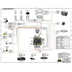 ROADSTER SYSTEM WIRING DIAGRAM [WDIAG18]  $2450 : Coach