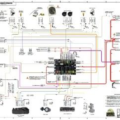 Hot Rod Turn Signal Switch Wiring Diagram For Jvc Car Audio Basic Ford Tech Blog Data Coach 1 System Wdiag 24 50 Distributor