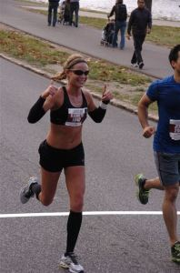 Philly Marathon 2011, and my current marathon PR of 3:15:46. Time to step it up and crush it.