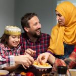 What does fasting in Ramadan teach us?