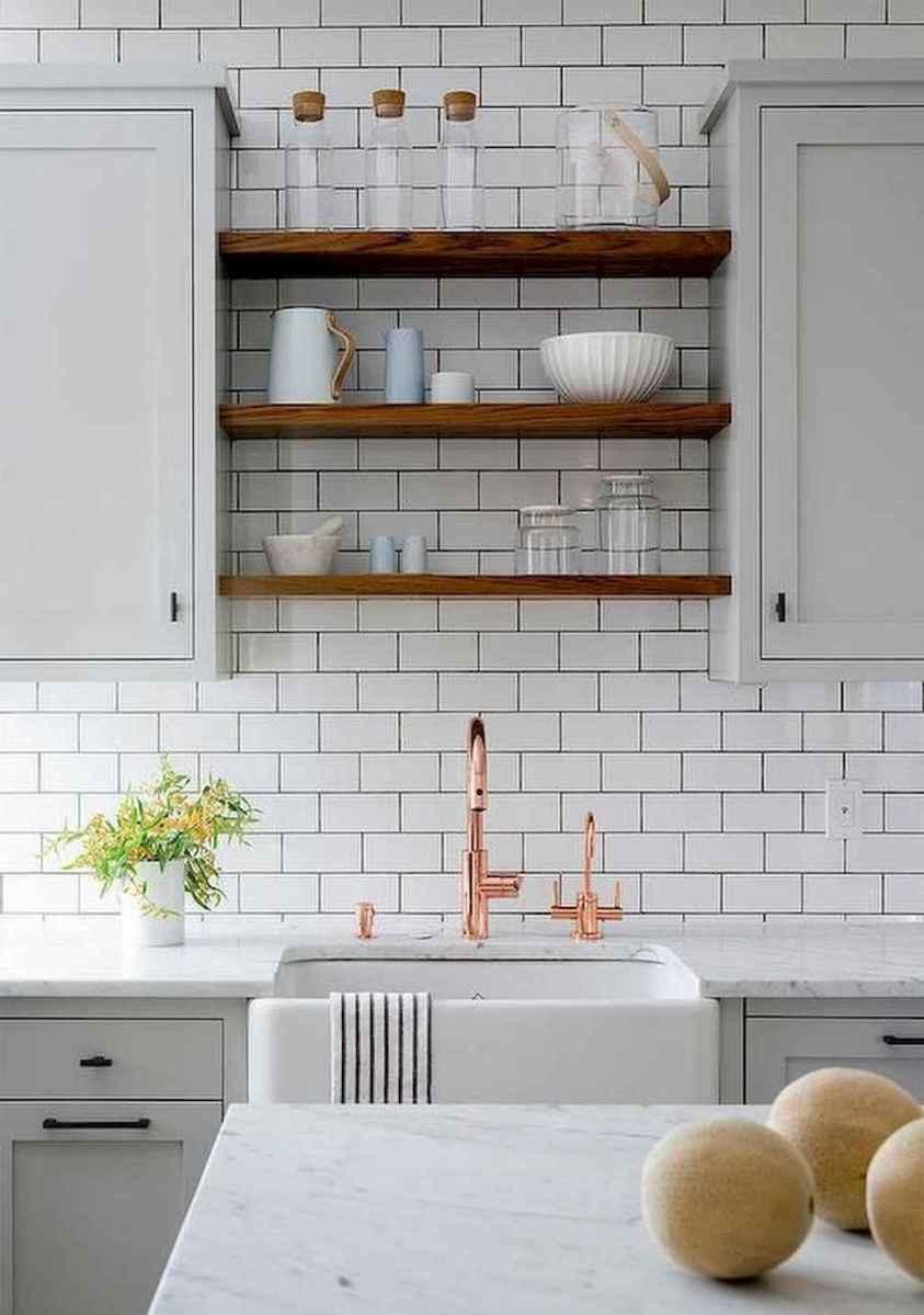 100 Stunning Farmhouse Kitchen Ideas on A Budget (101)