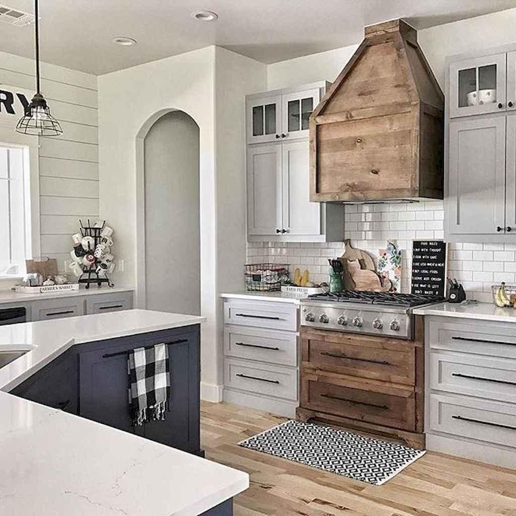 100 Stunning Farmhouse Kitchen Ideas On A Budget 22 Coachdecor Com