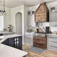 100 Stunning Farmhouse Kitchen Ideas on A Budget (22)