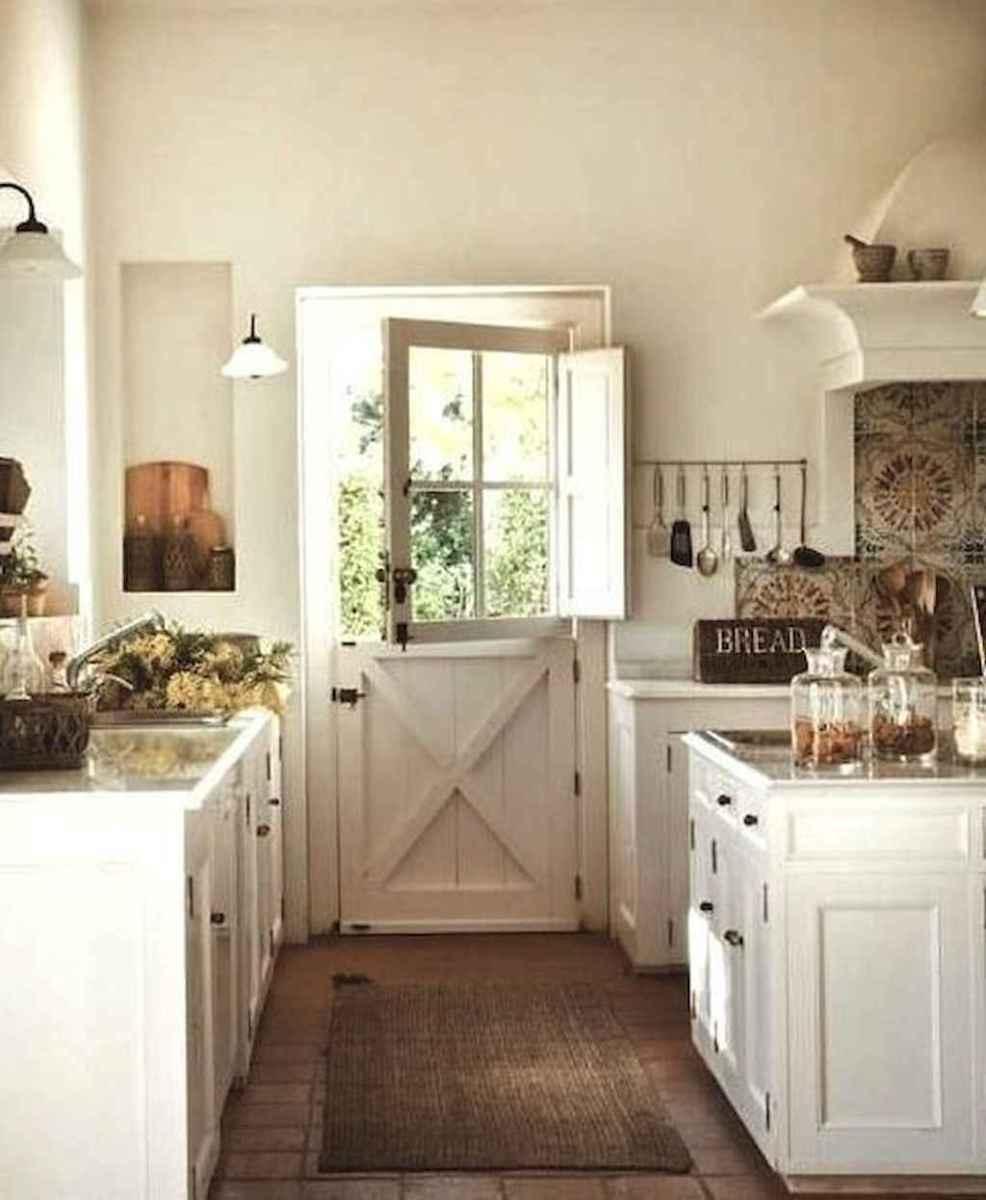 100 Stunning Farmhouse Kitchen Ideas on A Budget (23)