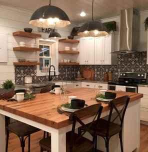 100 Stunning Farmhouse Kitchen Ideas on A Budget (43)