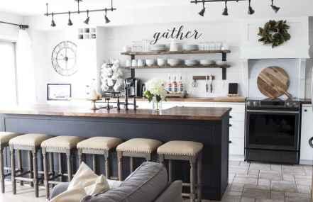100 Stunning Farmhouse Kitchen Ideas on A Budget (68)