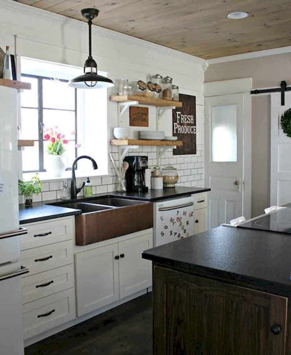 100 Stunning Farmhouse Kitchen Ideas on A Budget (71)