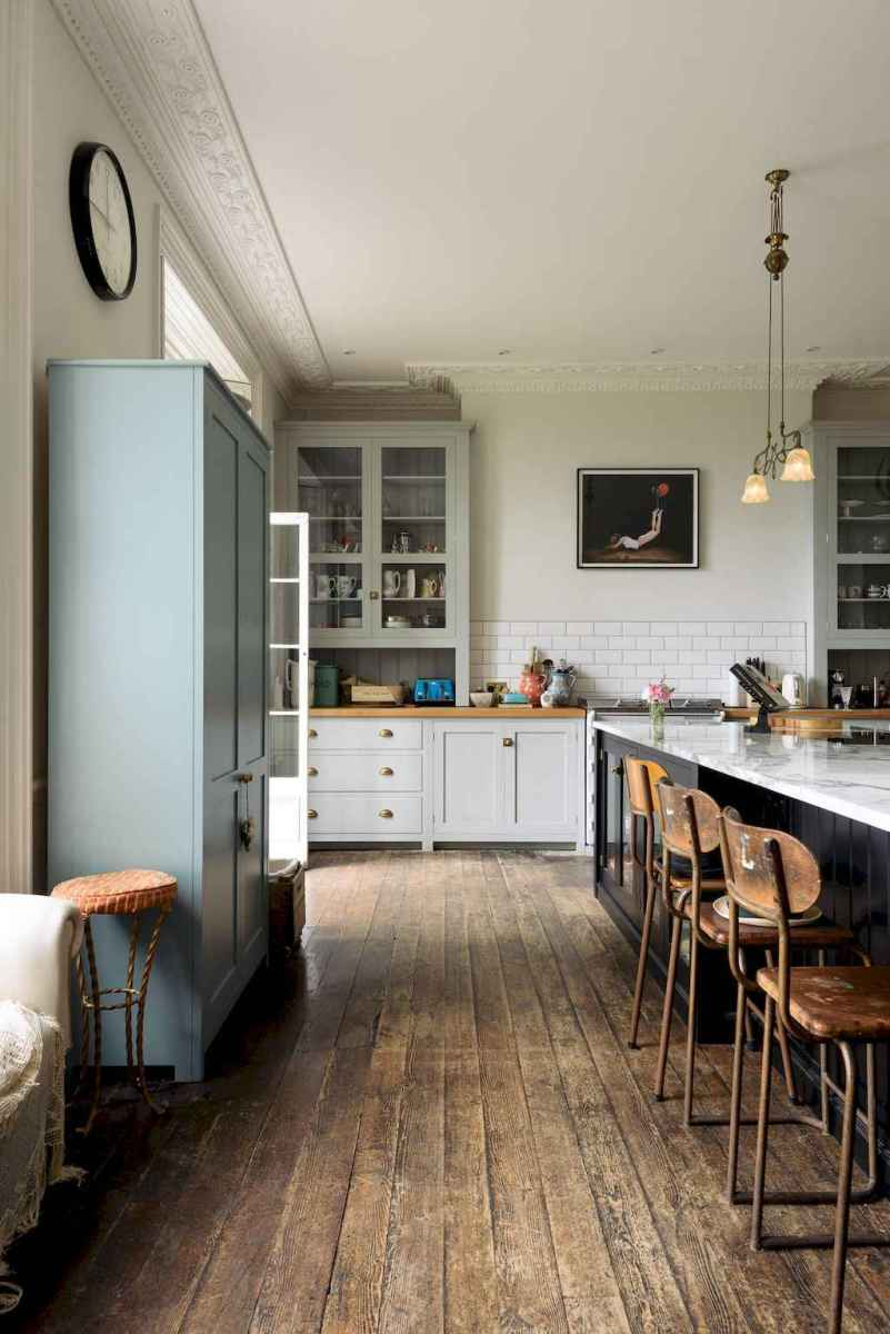 100 Stunning Farmhouse Kitchen Ideas on A Budget (74)