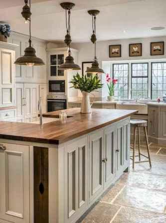 100 Stunning Farmhouse Kitchen Ideas on A Budget (77)