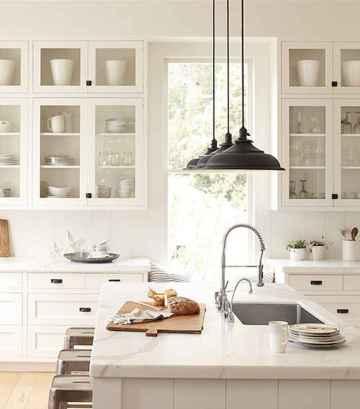 100 Stunning Farmhouse Kitchen Ideas on A Budget (91)