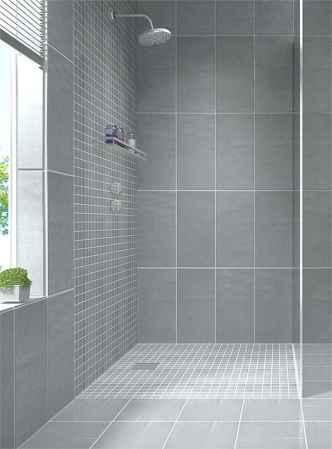 120 Stunning Bathroom Tile Shower Ideas (77)