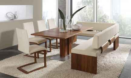 130 Small and Clean First Apartment Dining Room Ideas (108)