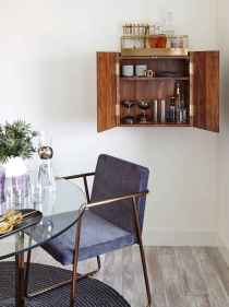 130 Small and Clean First Apartment Dining Room Ideas (39)