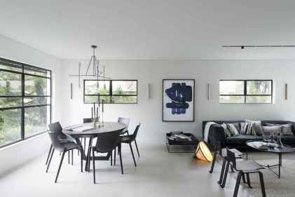 130 Small and Clean First Apartment Dining Room Ideas (40)