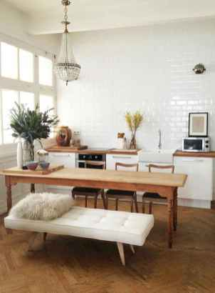 130 Small and Clean First Apartment Dining Room Ideas (44)