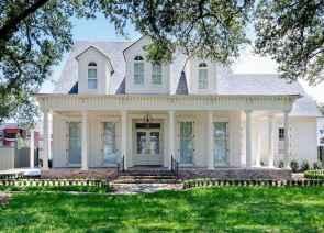 130 Stunning Farmhouse Exterior Design Ideas (128)