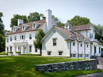 130 Stunning Farmhouse Exterior Design Ideas (17)