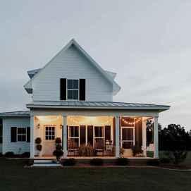 130 Stunning Farmhouse Exterior Design Ideas (18)