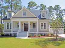 130 Stunning Farmhouse Exterior Design Ideas (74)