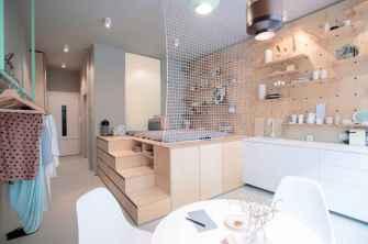 140 Smart Apartment Decorating Ideas (9)