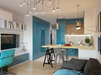 140 Smart Apartment Decorating Ideas (99)