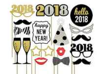 40 Best DIY 2018 New Years Eve Decor Ideas (25)