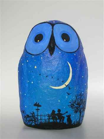 50 DIY Painted Rock Ideas for Your Home Decoration (46)