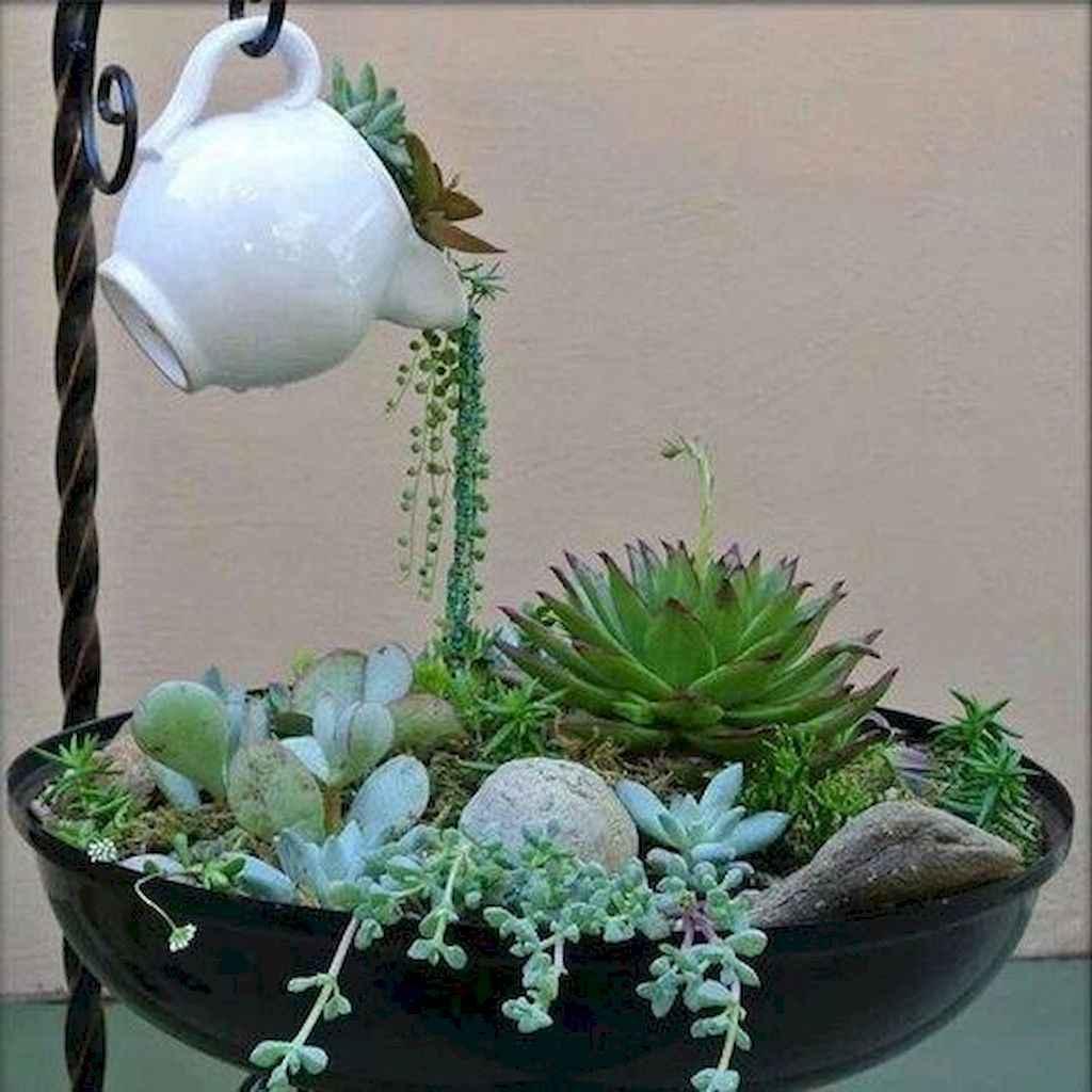 50 Easy DIY Fairy Garden Design Ideas (11)