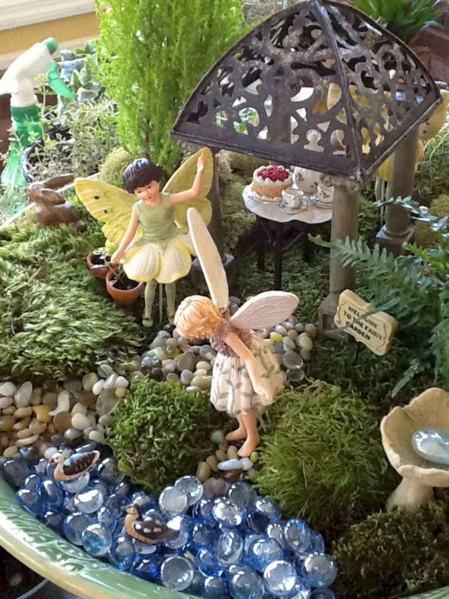 50 Easy DIY Fairy Garden Design Ideas (25)