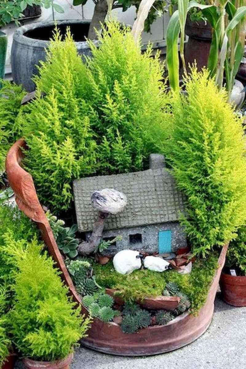 50 Easy DIY Fairy Garden Design Ideas (28)