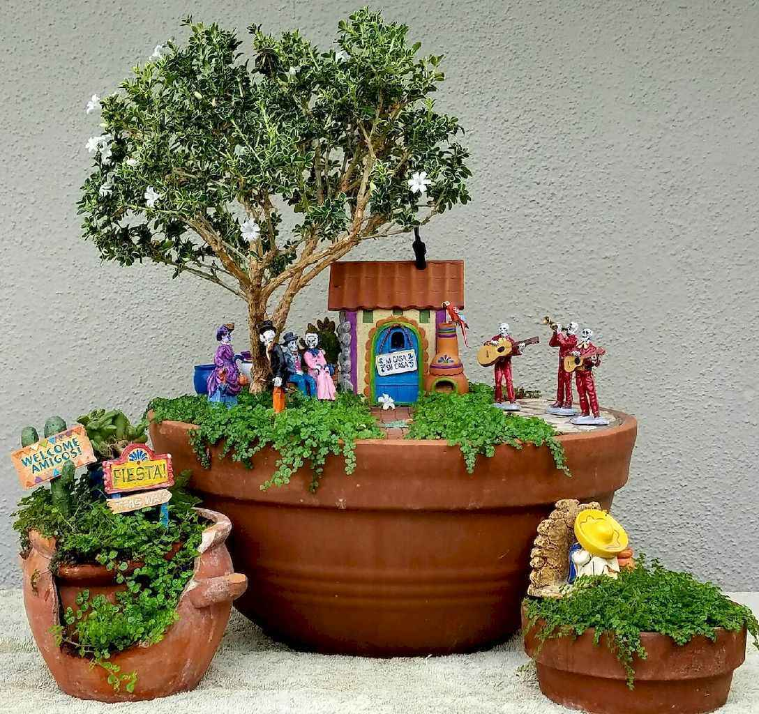 50 Easy DIY Fairy Garden Design Ideas (33)